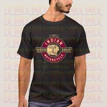 2020Hot Sale 100% Cotton Italian Legend Indian and motorcycle T Shirt Guzzi Motorrad California V11 V7 - discount item  48% OFF Tops & Tees