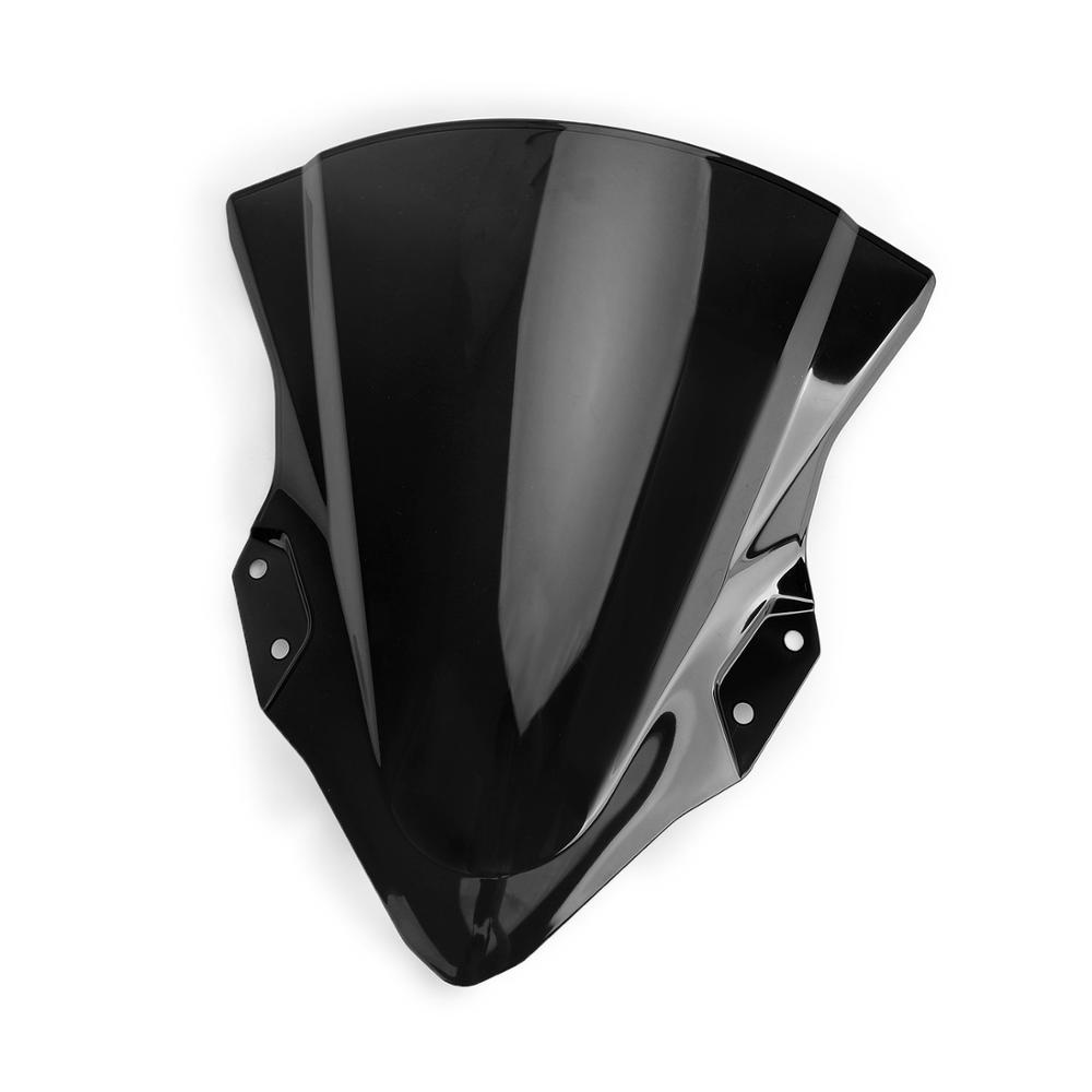 For EX400 <font><b>ninja</b></font> <font><b>400</b></font> NINJA400 2018 2019 2020 Motorcycle Accessories Screen Windshield Fairing <font><b>Windscreen</b></font> image
