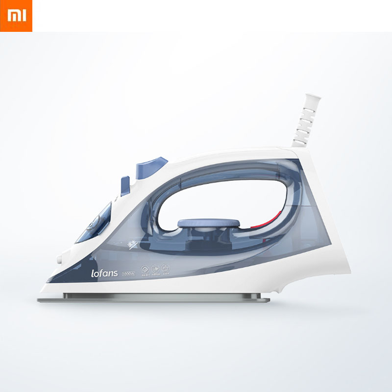 Xiaomi Lofans Steam Iron 1600W High Power Electric Steam Iron Strong Steam Multifunction Dry and wet Garment Steamers|Smart Remote Control| - AliExpress