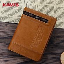 Skórzane portfele męskie o dużej pojemności męskie krótkie portfele torba na zamek błyskawiczny monety kiesy skórzane portfele tanie tanio Prawdziwej skóry Skóra bydlęca CN (pochodzenie) 148g Poliester 13 5cm genuine leather Stałe vintage dfghj153 Wnętrza przedziału