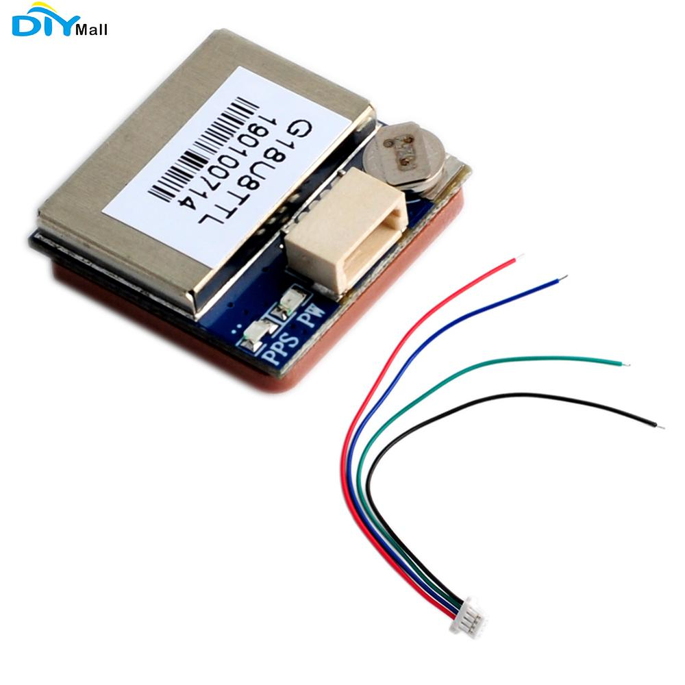 1/5PCS G18U8TTL GPS/GLONASS/BDS Navigation Module High Sensitivity Positioning Chip Microcomputer for Vehicle PDA
