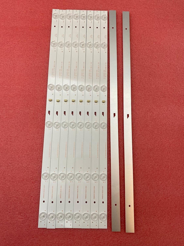 Новинка 10 шт. 6 светодиодных лент для подсветки 32HP100 TH32D500C L32S64TE5W JL.D32061330-004AS-M 057GS 4C-LB320T-GY6 JF3 JF4 W32H W32S