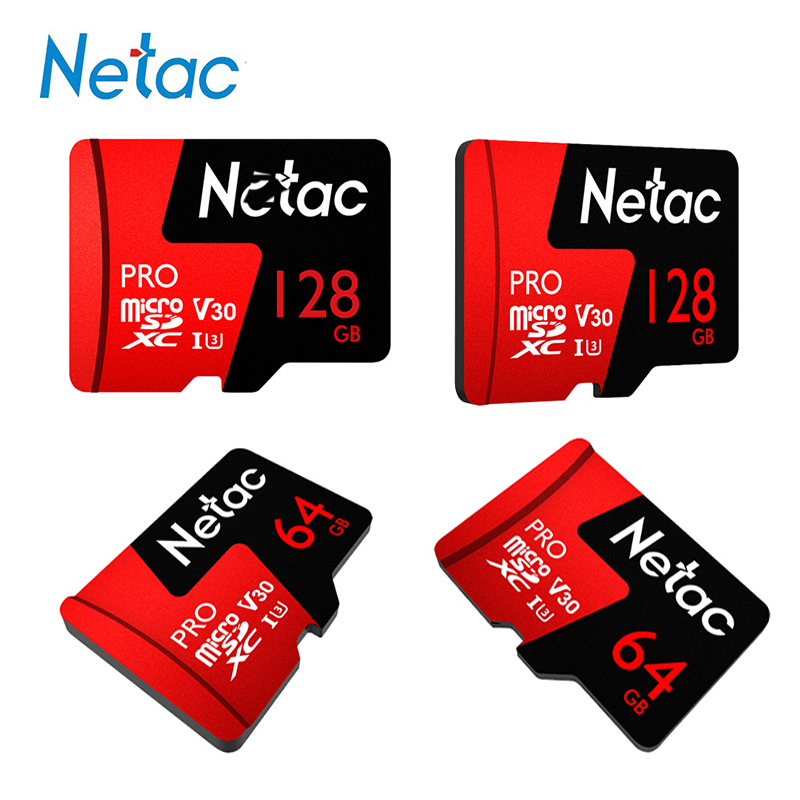 Netac Mini UBS Micro SD HC Card TF Reader Kits 64GB 128GB Serie 10 High Speed SD Card For Memory For Comet Language Translator