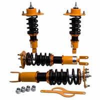 4pcs Complete Coilovers Suspension Kit For Mazda RX-8 2004-2011 Adjustable Damper Shock Struts