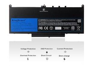 Image 2 - KingSener New J60J5 Replacement Laptop Battery For Dell Latitude E7270 E7470 J60J5 R1V85 MC34Y 242WD 7.6V 55Wh