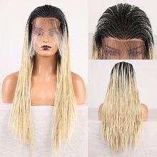 Женские парики с серыми волосами rongduoyi из синтетических