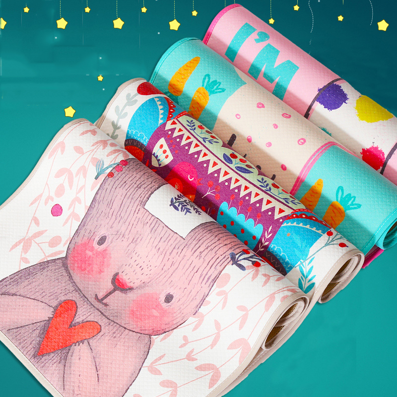 Lovely Baby Diaper Changing Mat Newborn Bedding Mattress Cover Waterproof Kids Infant Waterproof Toddler Nappy Urine Pad Soft
