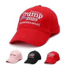 Бейсболка с надписью шапка с принтом головной убор уличная спортивная одежда с регулируемой застежкой сзади американский президент выбор аксессуары