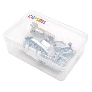 Image 5 - 1 Juego de prensatelas de encuadernación Bias con adaptador para máquinas de estilo antiguo BERNINA, modelos 530, 730, 830, 801, 930, CY 9907, CY 7300L, 001947.70.00
