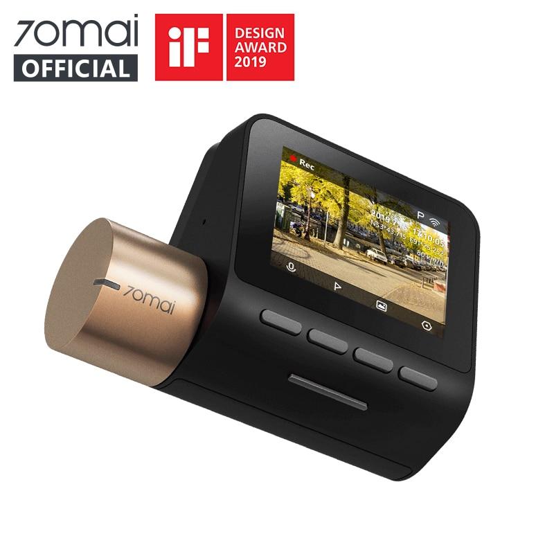 70mai Car DVR Driving-Recorder Lite-Camera Dash Cam International Gps-Speed Smart 1080P
