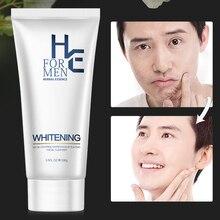 Facial-Cleanser Whitening Acne Moisturizing Amino-Acid 100g Oil-Control Dry Hearn Men