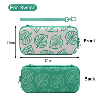 цена на Protective Cover Portable Storage Bag for Nintendo Switch Case Bag Animal Crossing Cover Cute Portable Pouch