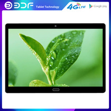 10.8 Inch 10/Ten Core Android 8.0 Tablet Pc 3GB + 64GB 4G LTE Phone Sim Card Phone Call 2560*1600 LCD WiFi Bluetooth Tablets Pc