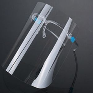 Unisex Clear Plastic Full Face Shield Anti Fog Kitchen Mask Anti-Oil Splash Proof Safety Glasses Protective Guard