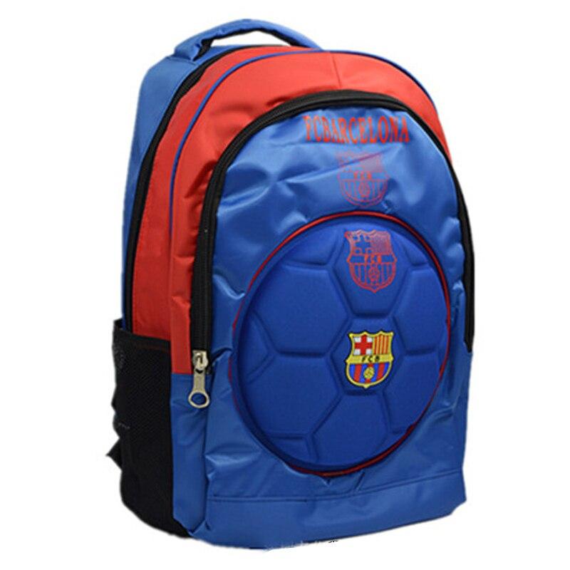 Paris Saint-Germain F.C Football Club Barcelona Travel Backpack Brand Design Schoolbag Training Backpack Laptop Bag Student Bags
