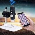 1000x увеличение эндоскоп wifi Портативный цифровой электронный микроскоп