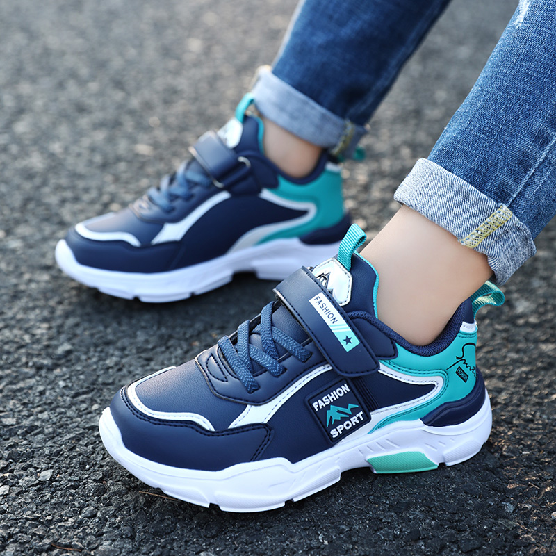 SKHEK New Fashion Summer Casual Mesh Breathable Outdoor Kids Sneakers Running ShoesChildren Baby Shoes Toddler Shoes 28
