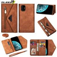 Rits Diagonaal A21S Case Voor Samsung Galaxy A22 A82 A12 A31 A42 A32 A52 A72 A51 A71 5G A41 a81 A91 A10 A20 A40 A50 A70 Cover