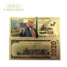 Дизайн для Америки 's Trump банкнота долларов банкнота как банкнота