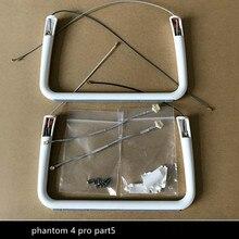 цена на Original DJI Phantom 4 Pro Drone Landing Gear Skid Tripod Spare Part with Antenna & Screws