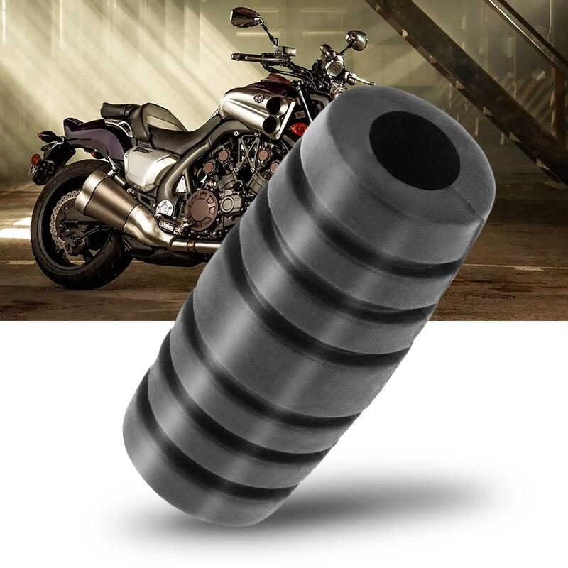 35mm Motorcycle Shift Lever Pedal Rubber Gear Shift Brake Lever Toe Peg Pedal For Honda MC22 CBR400 NC23/35 NSR250 P3 CA250