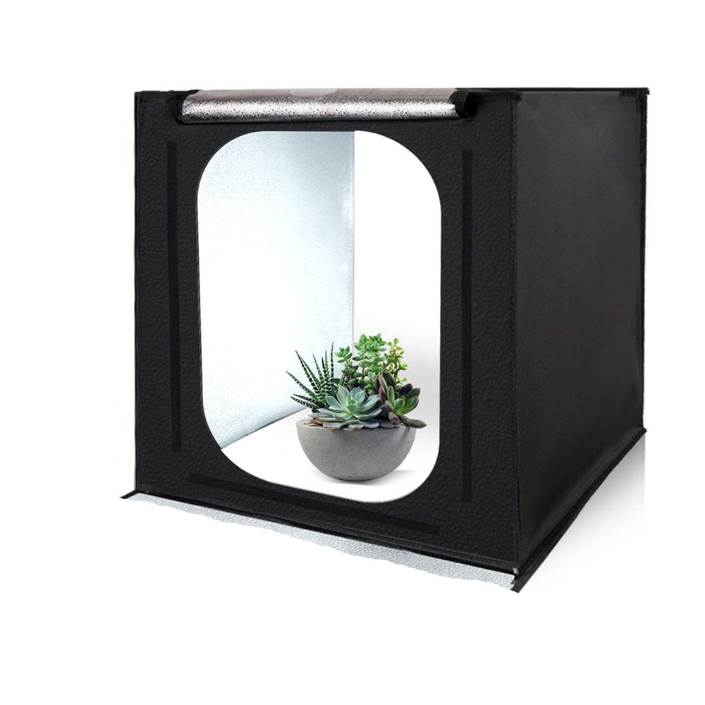 40x40x40cm,60x60x60cm,80x80x80cm Indoor Hydroponics Grow Tent,Grow Room Box Plant Grow, Reflective N
