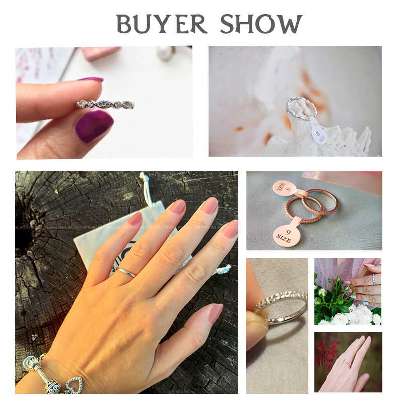 Effie queen серебряное кольцо из натуральной 925 пробы для мужчин и женщин, обручальное кольцо для пары, Женское кольцо на палец, оптовая продажа ювелирных изделий BR74