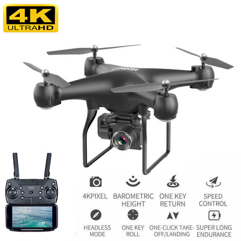 2020 Nieuwe Rc Drone Hd 4 K Wifi 1080 P 5G Wifi Fpv Drone Vlucht 25 Minuten Controle Afstand 150 M Quadcopter Drone Met Camera