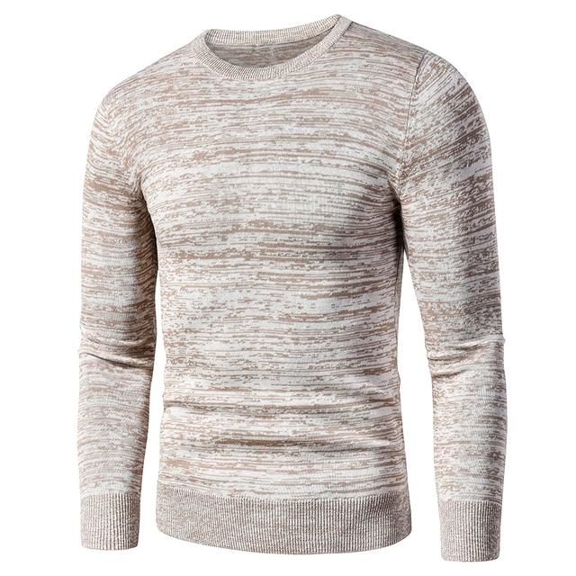Мужской свитер с флисовой подкладкой 3