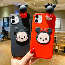 3D Cartoon Case for Samsung A52 A72 A42 5G A71 A51 A70 A50 A32 4G S21 S20 S10 Plus Note 20 Ultra