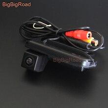 цена на BigBigRoad For Mercedes Benz E Class C207 W207 W213 E200 E260 E300 E350 E63 E250 E400 Car HD Rear View CCD Parking Camera