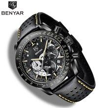 2020 New men's watches BENYAR quartz multifunction fashion wrist