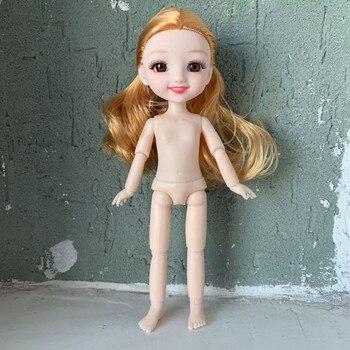 Кукла шарнирная 19 см. 6
