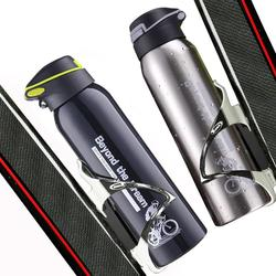 500ml Sport Water Bottles 500ml MTB Bike Bicycle Cycling Aluminum Alloy Thermal Sports Kettle Gym Water Bottle Drink Bottle Cup