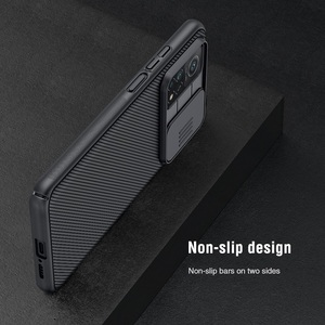 Image 2 - Nillkin capa redmi k30s para celular xiaomi, proteção traseira da câmera, com protetor de privacidade, 6.67 polegadas