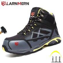 Bezpieczeństwo na zewnątrz buty męskie turystyczne obuwie robocze taktyczna wojskowa bojowe armii ze stali toe buty bezpieczeństwa trampki antypoślizgowe but trekingowy