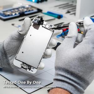 Image 3 - 10 pièces DHL expédition remplacement tactile numériseur assemblée Grade AAA + affichage LCD pour iPhone 5 5S 6 6S 7 8 Plus écran