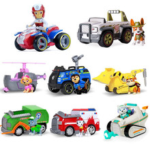 Paw patrol toys set Everest Tracker dog action figure paw patrol birthday anime figure patrol paw patrulla canina toy gift patrol management system guard tour patrol system event record guard patrol pad