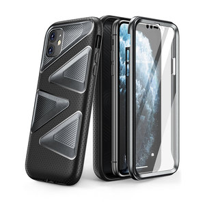 """Image 1 - For iPhone 11 Case 6.1"""" (2019 Release) SUPCASE UB Maze Full Body Premium Hybrid Protective Cover With Built in Screen Protector"""