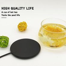 Warmer Idea Coffee-Mug-Cup Water-Heating-Pad USB Office New for Home Milk Tea Constant-Temperatures-Optional