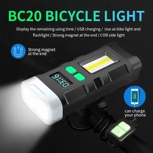 5200mAh Bike Light 2 X L2 COB