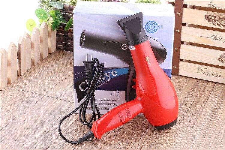 quente e frio ventilador secador de cabelo 220v