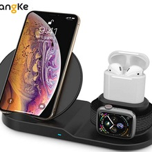 Wireless Charger,3 in 1 Wireless Chargin