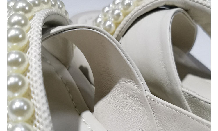 genuíno sapatos plataforma sandálias para as mulheres