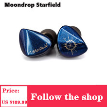 Moondrop Starfield Headphpne Carbon Nano Tube Diaphragm Dyna