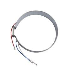 145 мм Электрический водяной тонкая полоска белое элемент для электрической Плита бытовых электрических Приспособления Запчасти хомутовый нагреватель 220V 700W