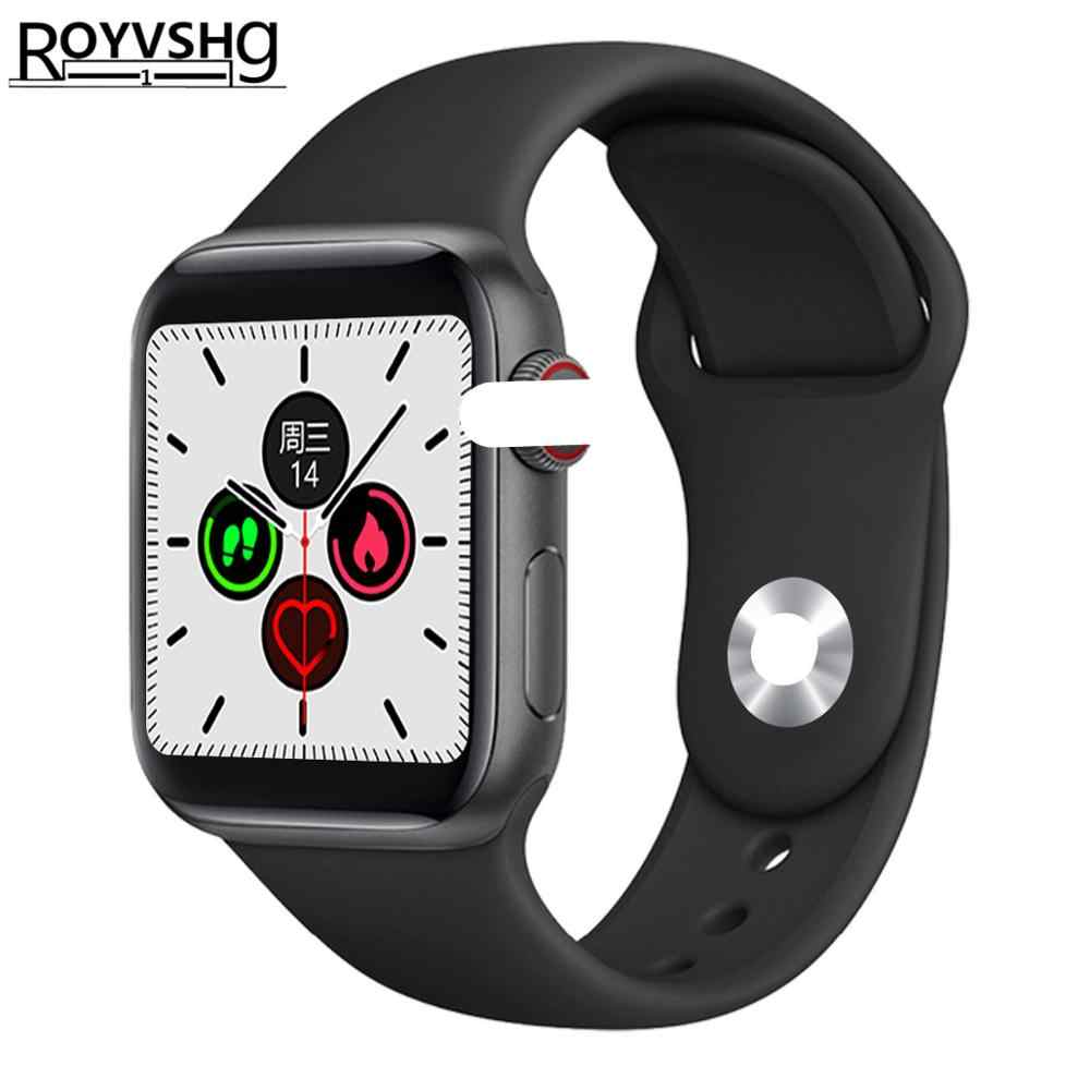 2020 nuevo reloj inteligente T8 IP68 impermeable Bluetooth reloj inteligente para mujeres Monitor de ritmo cardíaco rastreador de Fitness para Apple IPhone Android