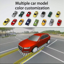 Bird's-Eye-View-System Image Color-Customization Panoramic-View AHD for Multiple-Models