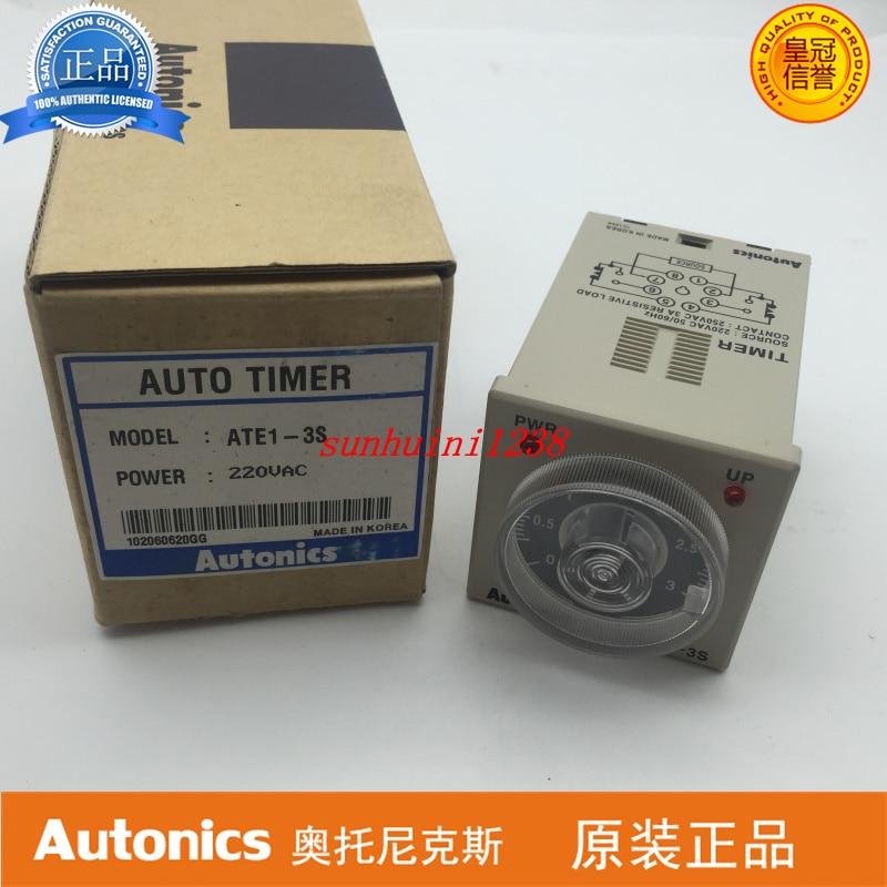 1PC NEW Autonics ATE1-3S