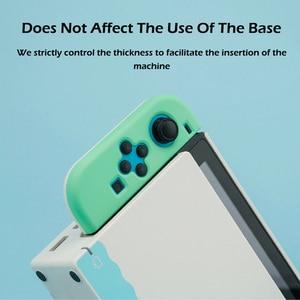 Image 4 - Nintend Công Tắc Ốp Lưng Động Vật Vượt Qua Vỏ Cứng PC Bao Vỏ Joy Con Bộ Điều Khiển Full Nhà Ở Cho Nintendo Switch Phụ Kiện